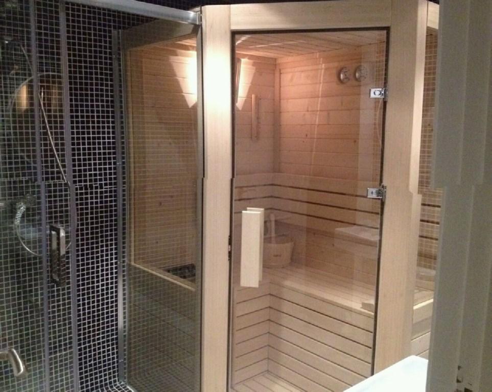 Saunas a medida spas y wellness ba o de vapor ba o - Saunas a medida ...